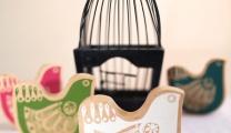 Bird cutouts