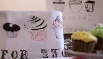 'Tea for two' - graphic design & illustration