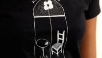 T-shirts designed and printed by Bomba for Kala Kathoumena, Leflosia, Cy