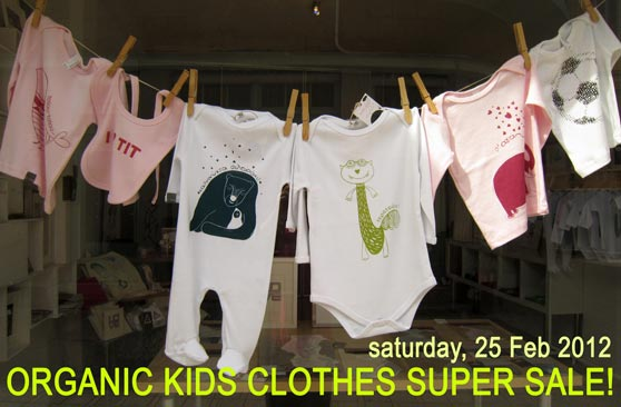 Organic Kids Clothes Super Sale At Bomba Design Shop Bomba Design